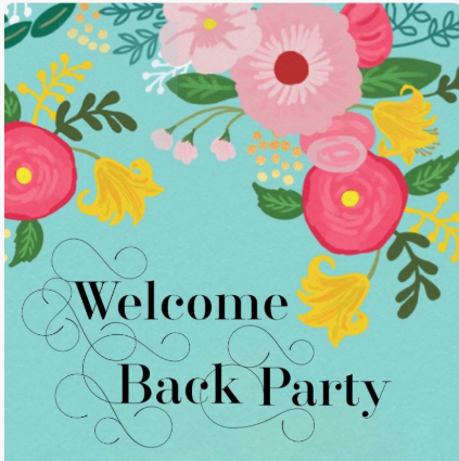 Welcome Back Party for Dancers & Staff